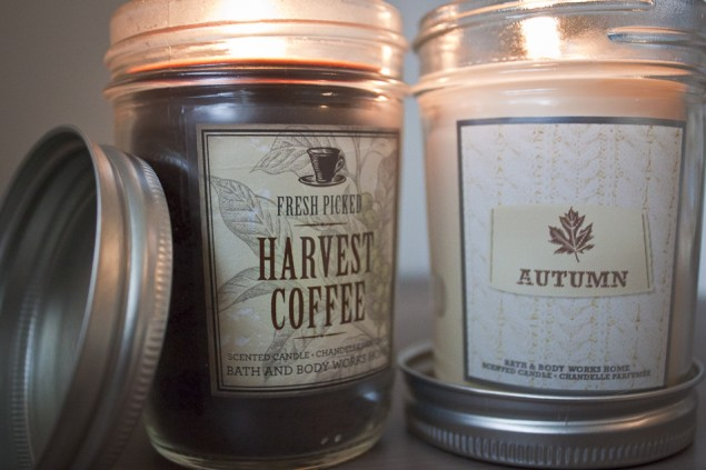 Harvest Coffee Candle