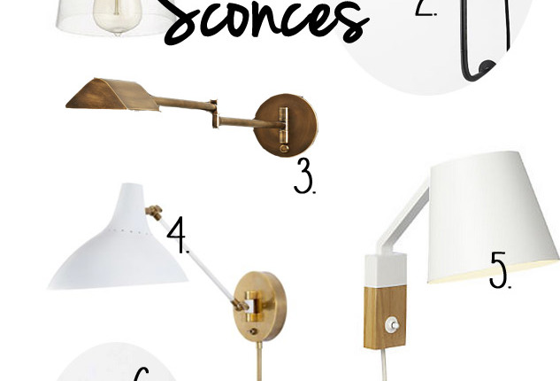 Top 7 Wall Sconces