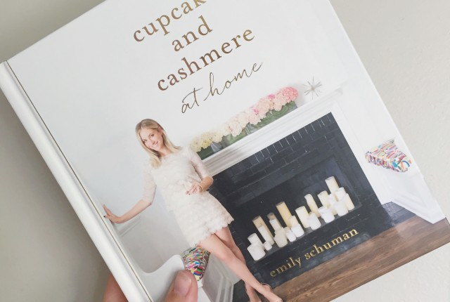 cupcakes & cashmere at home