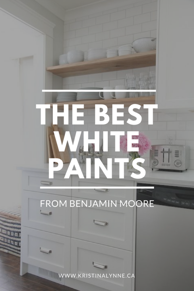 white paint, Benjamin Moore, best white paints