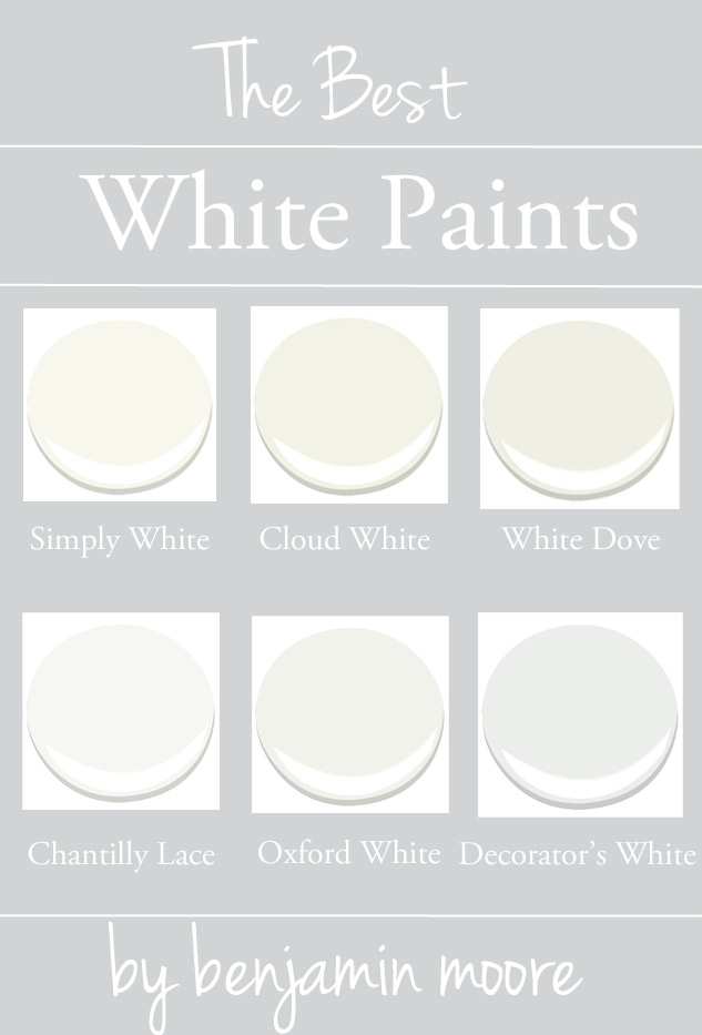Today I M Talking The Best White Paints Kristina Lynne