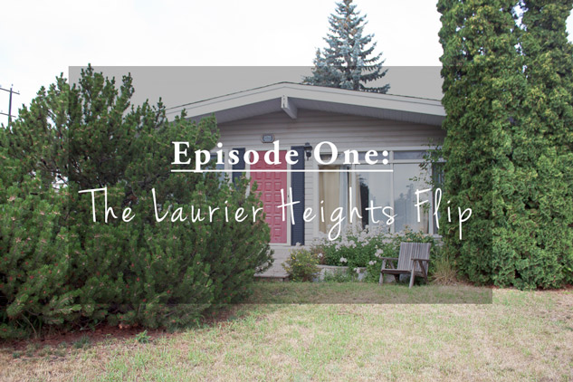 Laurier Heights house flip