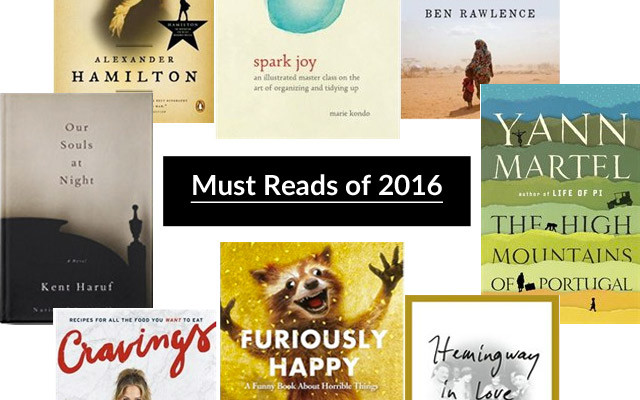 must reads of 2016