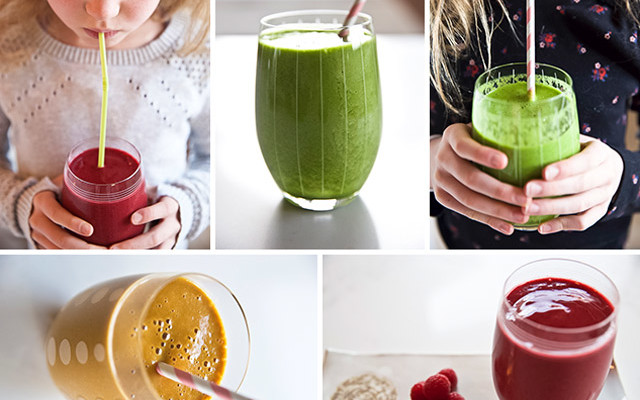 3 Delicious Smoothie Recipes