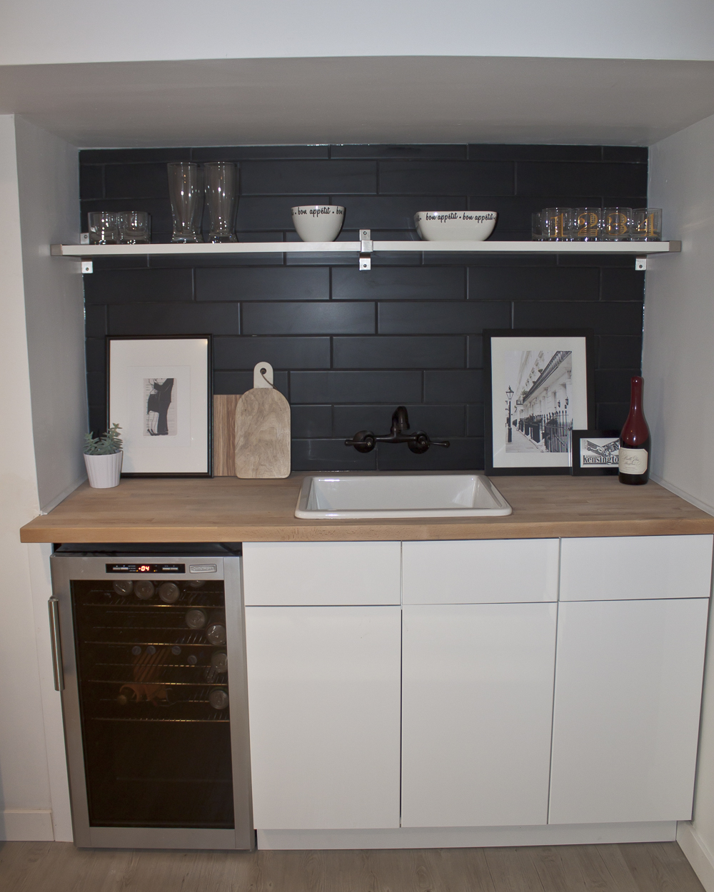 Designer Basements: Our Home Renovation: The New And Improved Basement Design