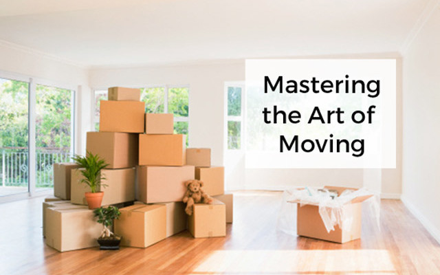 mastering the art of moving