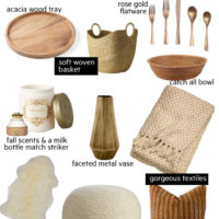 fall updates, 10 fall updates for your home, fall home decor