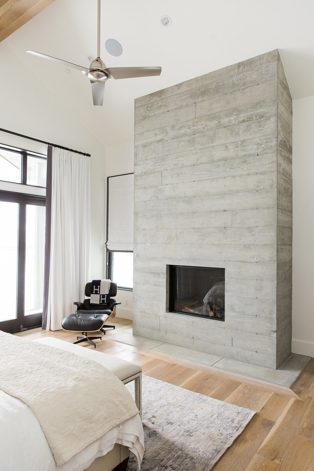 modern fireplace fireplaces ideas room decorate chic design contemporary