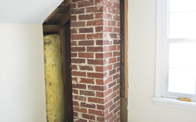 demo, before and after, house flip