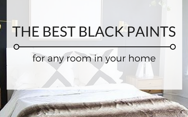 best black paint