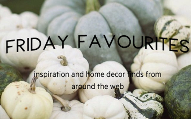favourites, home decor favourites