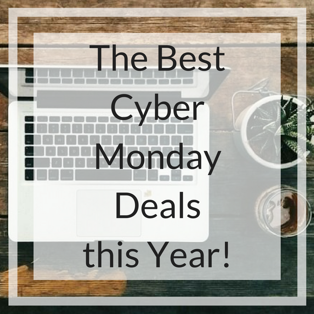 cyber Monday, cyber Monday deals, shopping, 2016