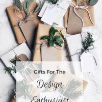 gift guide, gift guide for the design enthusiast, gift ideas, gift guide 2016