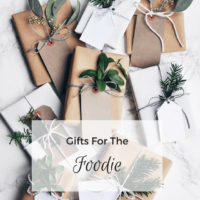 gift guide, gift guide for the foodie, gift ideas, gift guide 2016