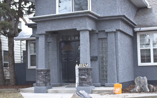 Glenora flip, house flip, before and after