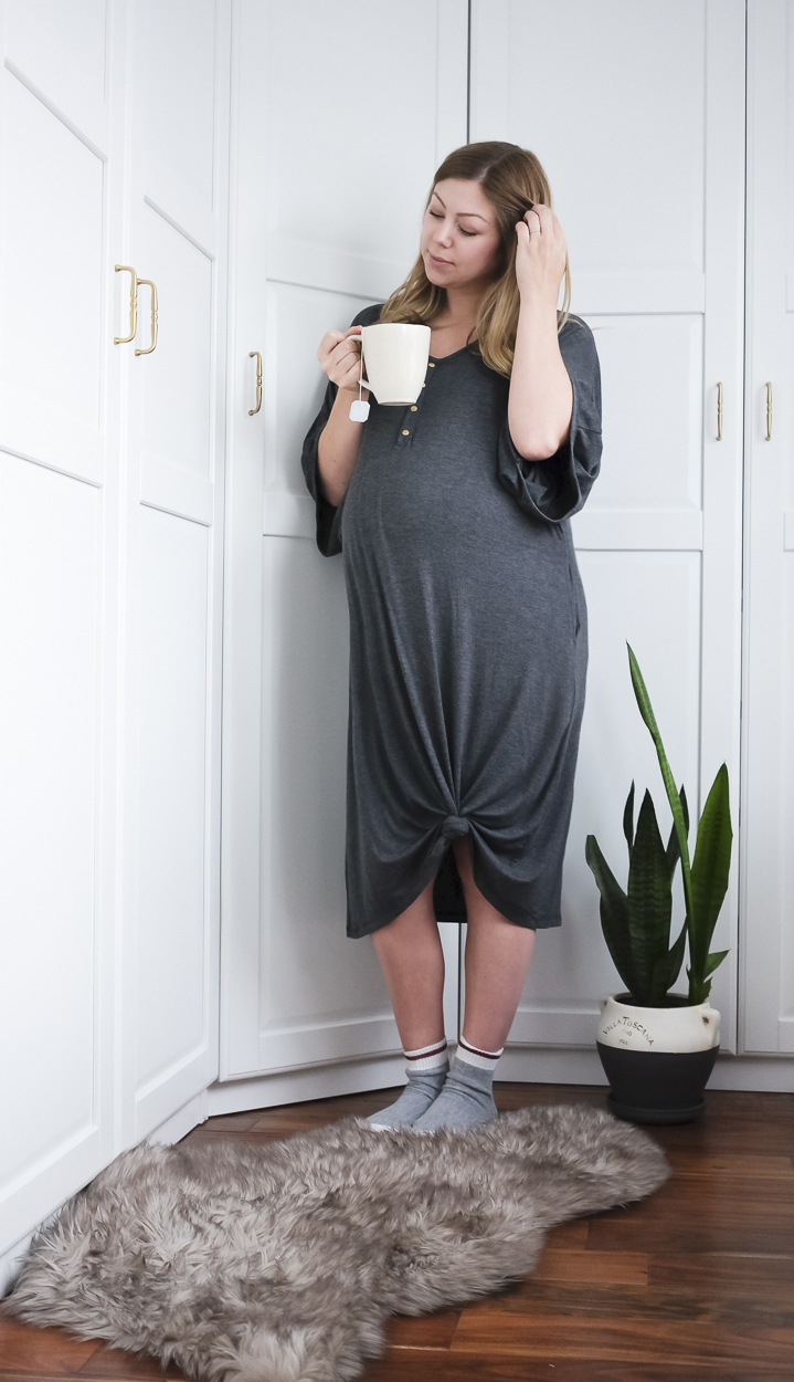 Dwell and Slumber - Perfecting the Lounge Dress