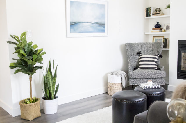 before and after, home design, home decor, house flip, living room