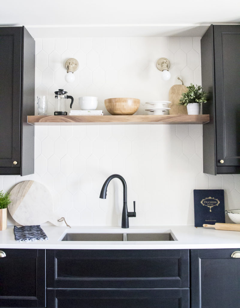 before and after the grand glenora reveal kristina lynne before and after home design home decor house flip kitchen design