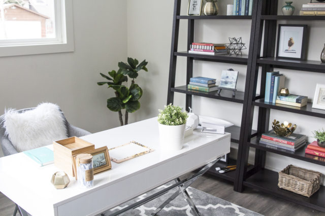 before and after, home design, home decor, house flip, office design
