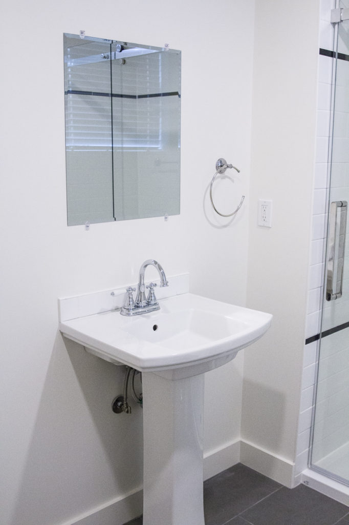 before and after, home design, home decor, house flip, bathroom