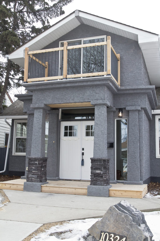 before and after, home design, home decor, house flip, exterior