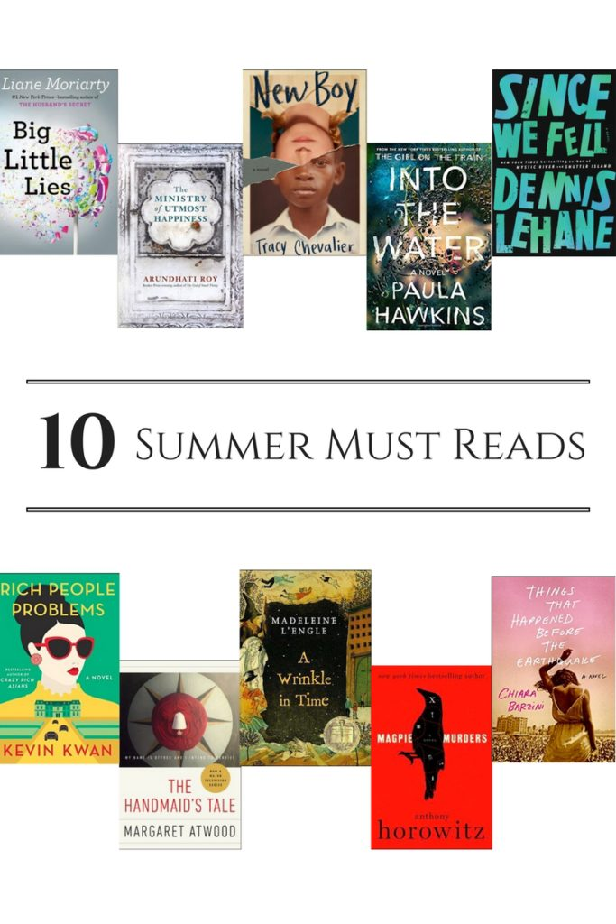 summer must reads