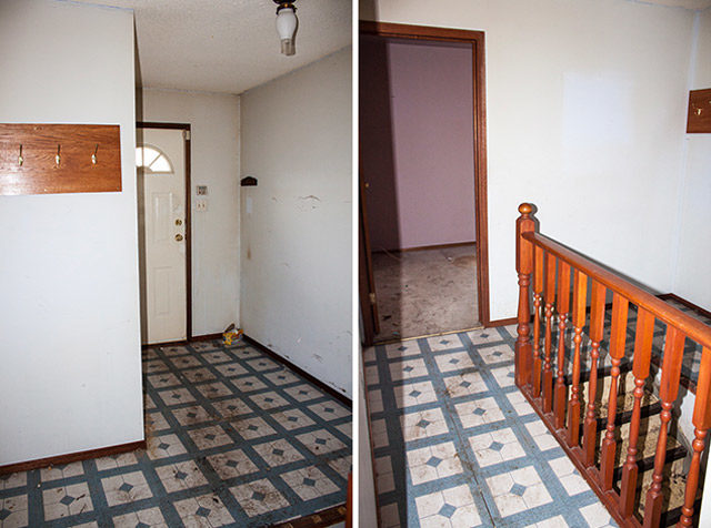 Before and After // The Heights House Reveal