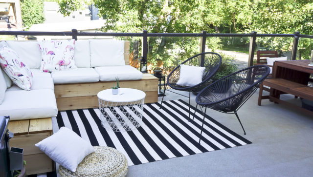 Outdoor Revamp - The New Patio Design