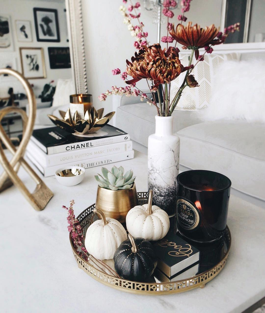 Friday Favourites // Fall Home Decor Updates