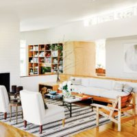 Mid Century Modern Design, living room design