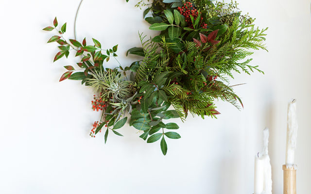Modern Holiday Decor Inspiration