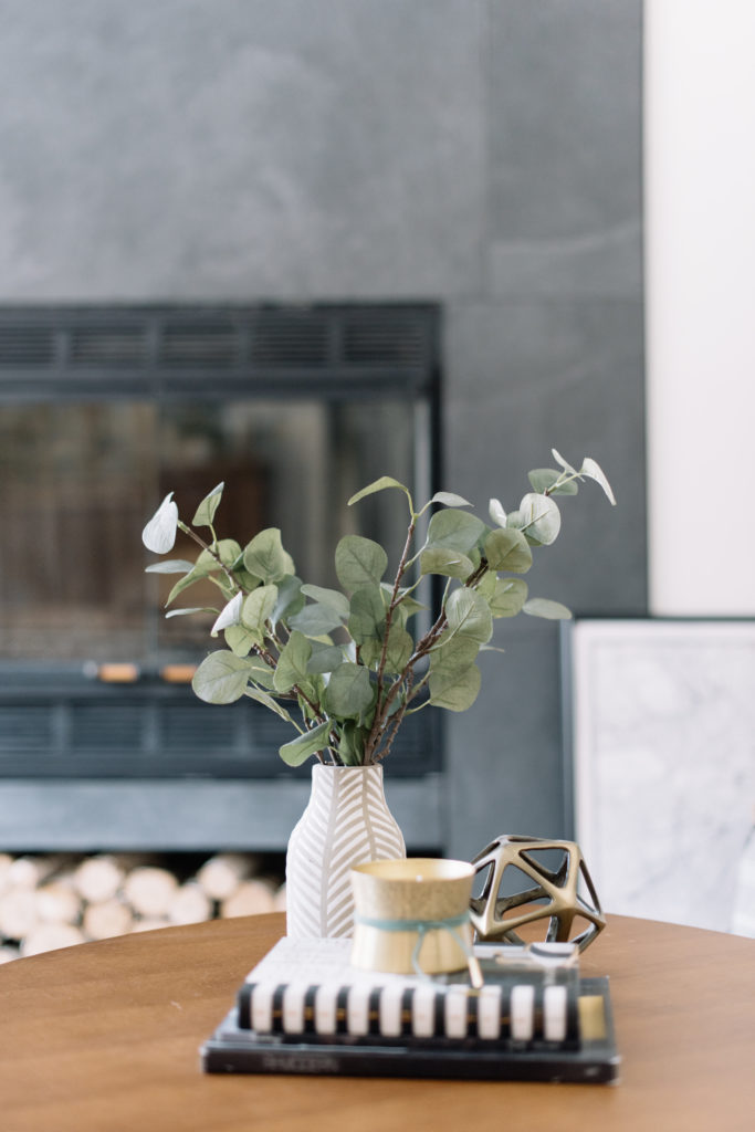 home decor, current home decor favourites, hearth and hand, faux eucalyptus