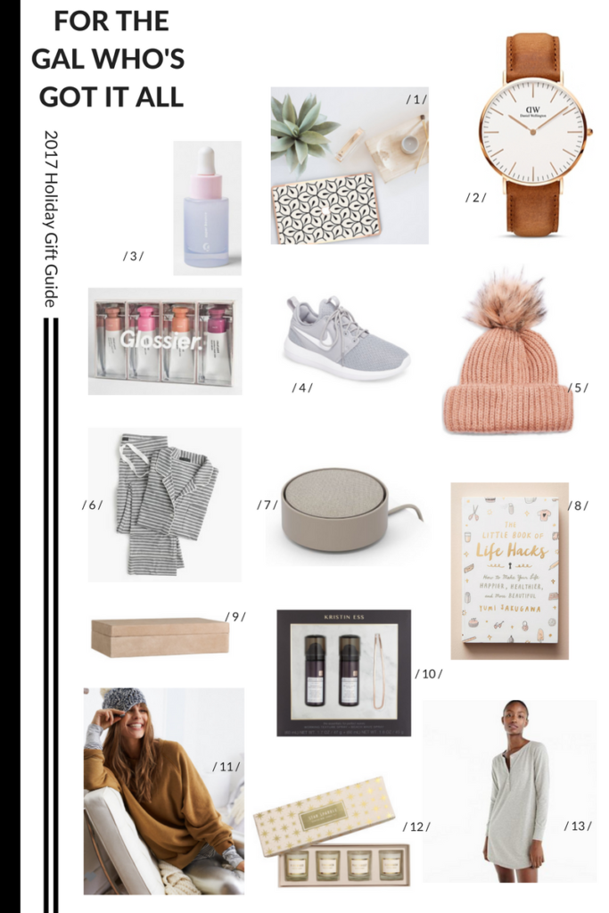 2017 Holiday gift guide, gift guide, girl's gift guide