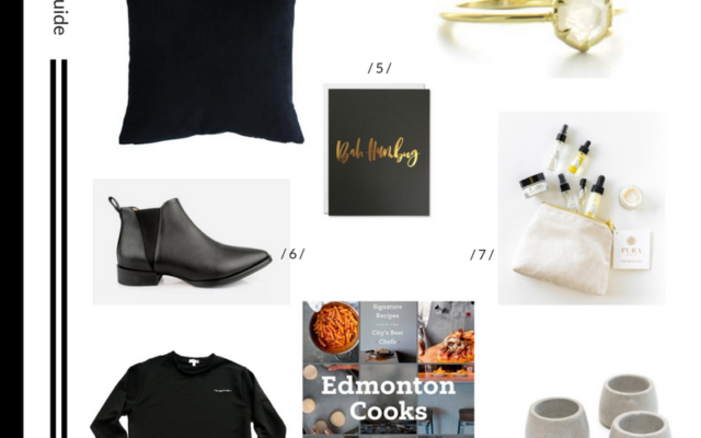 Holiday Gift Guide for the Locals, yeg, Edmonton gift guide