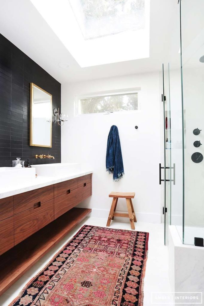 Mid Century Modern Bathroom Design Inspo {+ The Best