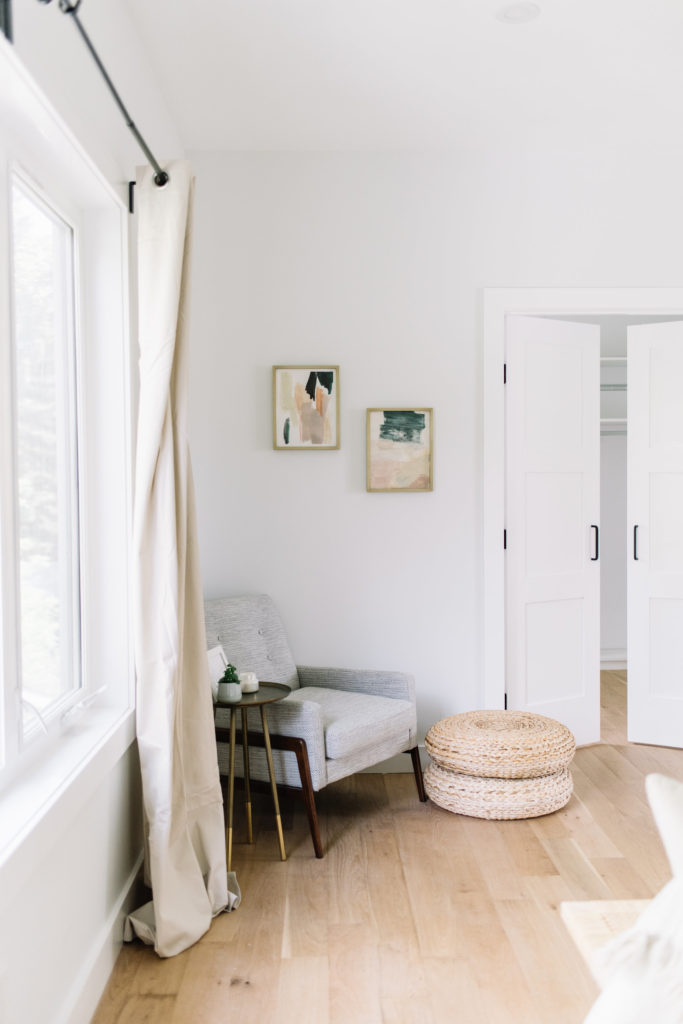 Before and After The Lady Laurier, master bedroom design