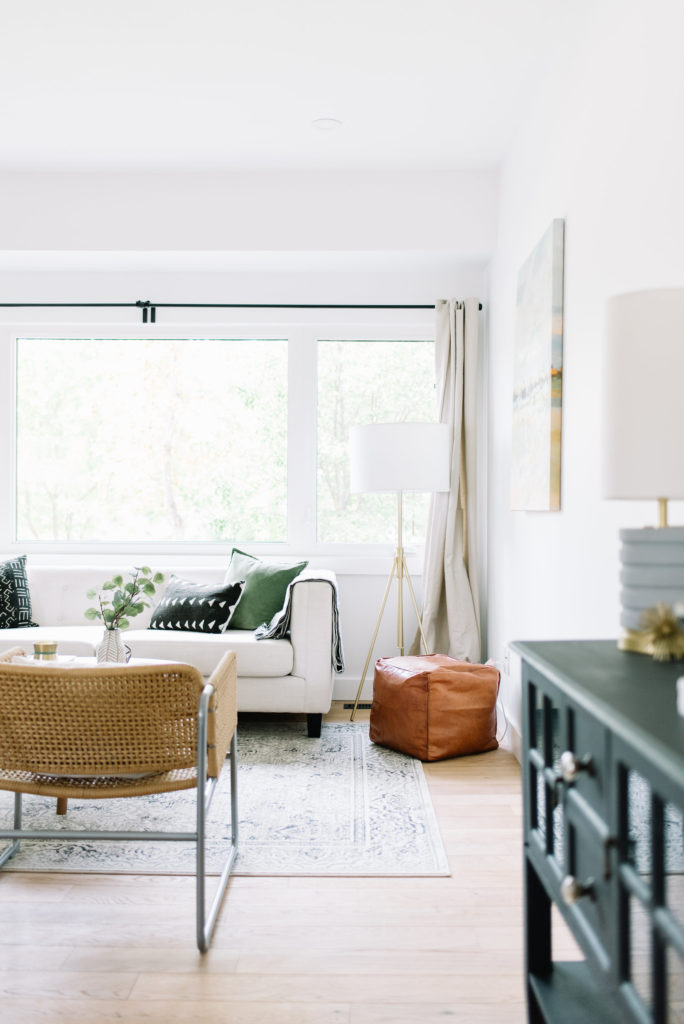 Before and After The Lady Laurier, living room design, living room decor, neutral design