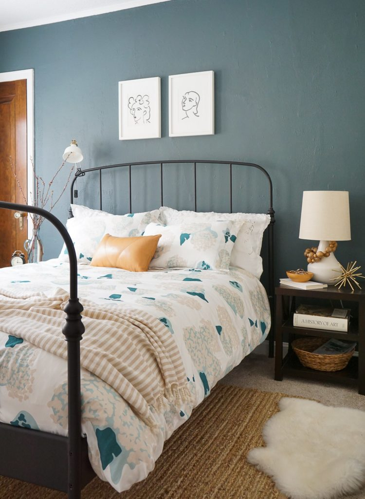 Master Makeover - Tips to Refresh Your Bedroom on a Budget ...